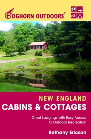New England Cabins and Cottages cover